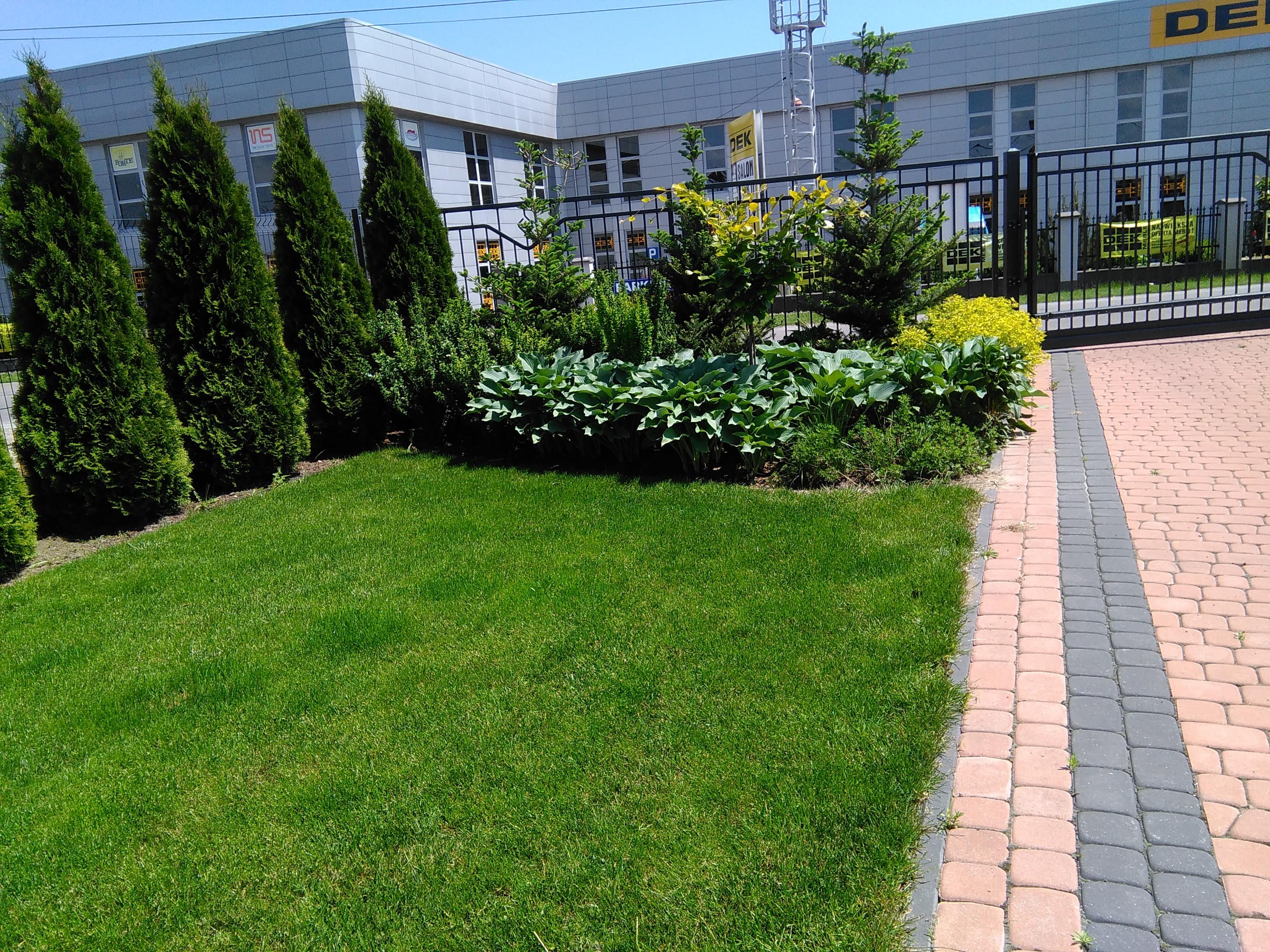 Realizacje Galeria 001 Garden Design Projektowanie Ogrodów